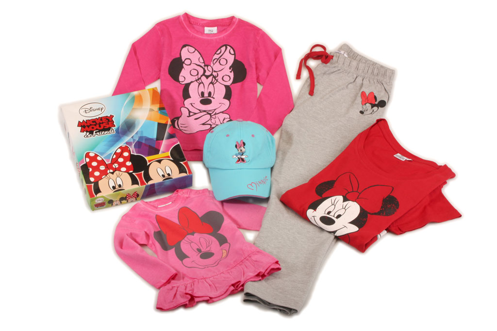 Kleidung Minnie Mouse
