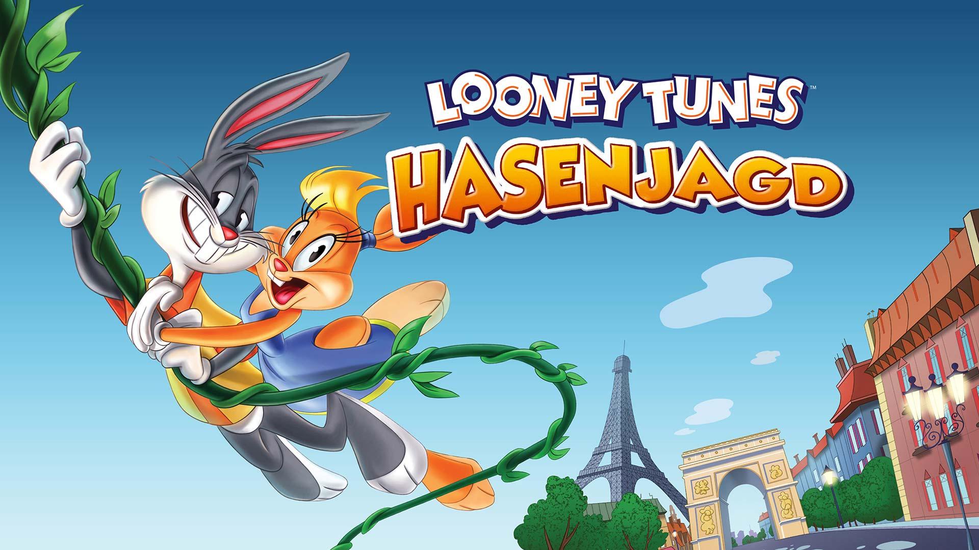 looney-tunes-hasenjagd
