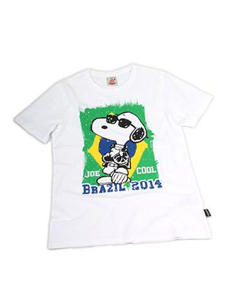 Peanuts T-Shirt Brazil 2014