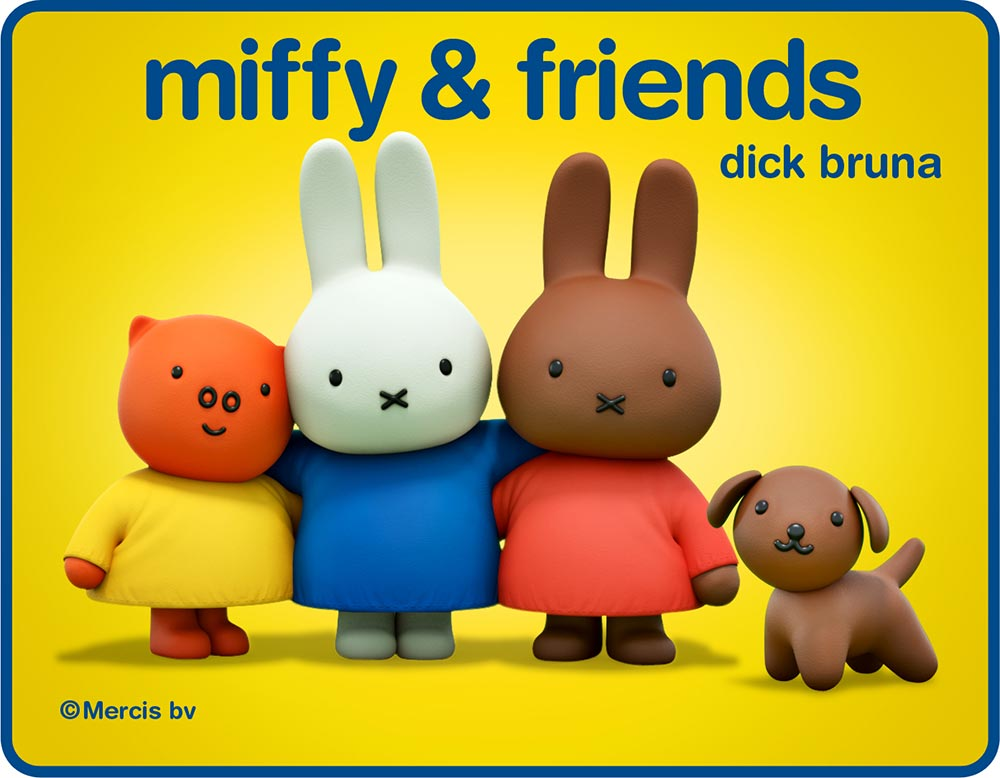 miffy & friends