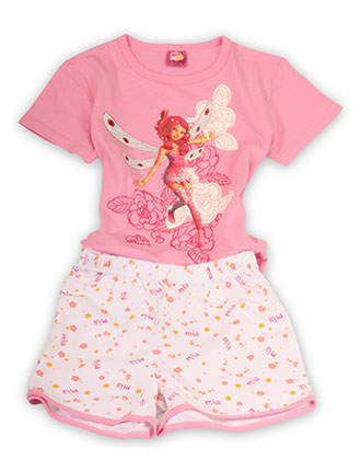 Mia and MeShorty Pyjama