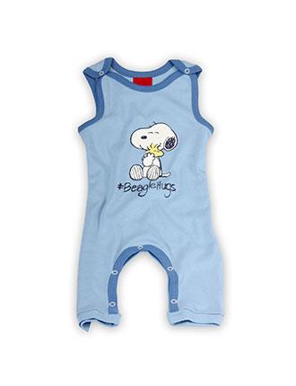 Baby Strampler für Jungen Snoopy